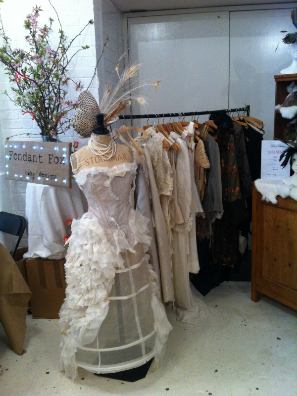 A bustling day at A Most Curious Wedding Fair