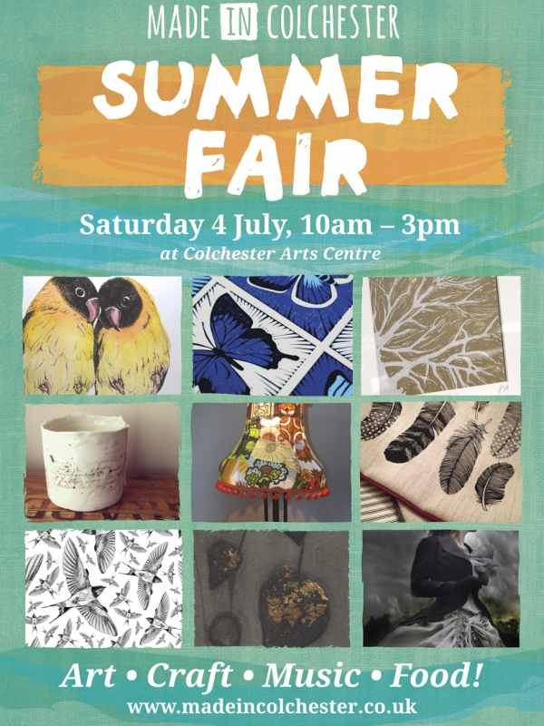 Made in Colchester, Summer Fair